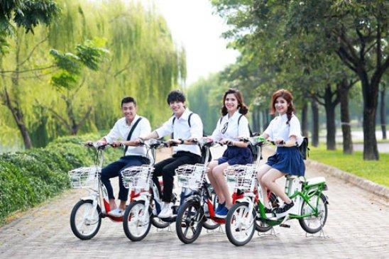 sửa chữa xe đạp xe máy điện Yến Anh