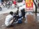 rua-xe-dap-dien-xong-ga-khong-di-duoc